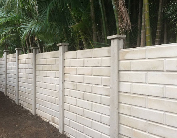 Concrete Fencing and Walling Products – Port Shepstone Precast
