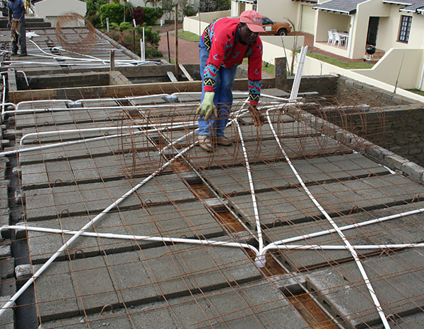 Port Shepstone Precast is the best local supplier of pre-stressed flooring ribs and beams