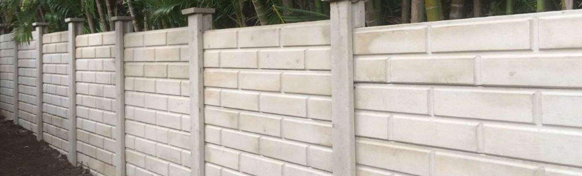Port shepstone Precast is the best local supplier for precast concrete fencing